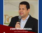 Controle Social - Por Dêvis Klinger