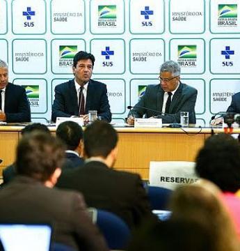 Já chega a 9, o número de suspeitas de coronavírus sob investigação no Brasil