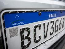 Alagoas já tem data para implantar a nova placa Mercosul