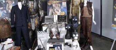 Protótipo de 'Alien', figurino de 'Scarface' e varinha de Harry Potter vão a leilão