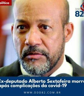 Alberto Sextafeira: Covid-19 leva um político do bem