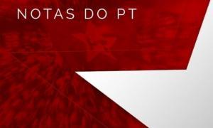 NOTA OFICIAL: PT presta irrestrita  solidariedade ao juiz aposentado Marcelo Tadeu