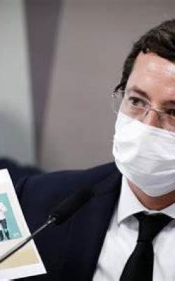 Renan Calheiros pede prisão de Wajngarten por mentir na CPI da Pandemia