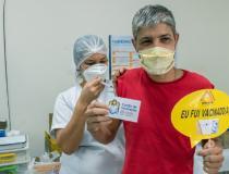 Com vacinação e capacitação, Girau se prepara para o reinício das aulas presenciais