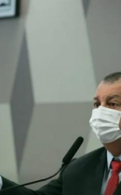 """Aziz diz que Dias fez dossiê para se proteger: """"Sabemos com quem está"""""""