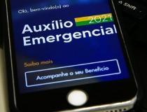 Caixa paga hoje auxílio emergencial a nascidos em maio