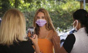 DF anuncia vacinação de jovens de 13 anos a partir de terça-feira
