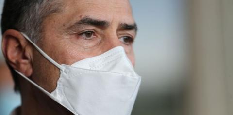 Ministro do Supremo, Roberto Barroso, manda abrir CPI da Pandemia