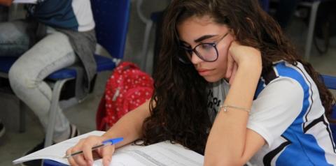 PROVA ALAGOAS TESTA APRENDIZADO DE MATEMÁTICA E PORTUGUÊS DE 154 MIL ESTUDANTES DA REDE PÚBLICA