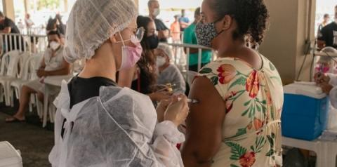 Confira como vai funcionar a vacinação no fim de semana e feriado