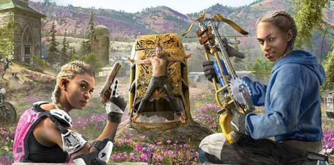Ubisoft confirma lançamento de 'Far Cry: New Dawn'