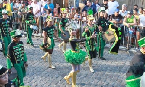 Em decorrência ao desfile cívico nesta segunda-feira (16), o bairro Jaraguá terá trânsito modificado