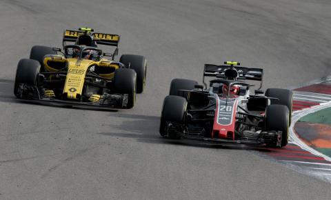 Renault se surpreende por luta em 2018 ter sido com Haas, em vez de McLaren