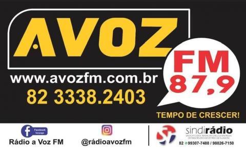 A VOZ 87,9 FM a rádio que se transforma
