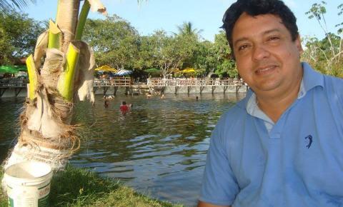 Aniversariante: Quem está de idade nova é o jornalista Raudrin de Lima