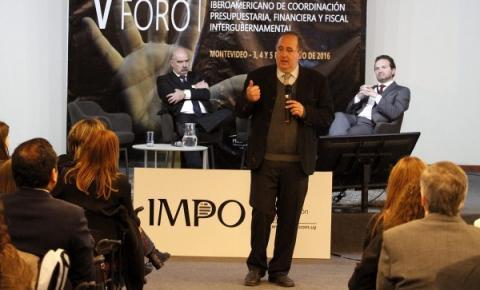 Fórum de Finanças Públicas reúne representantes da América Latina e Europa