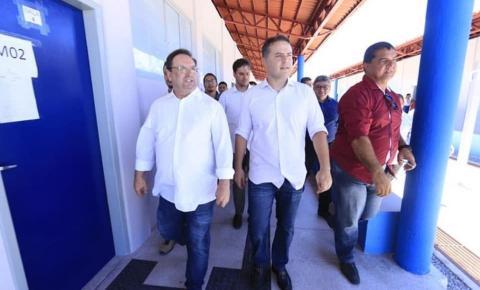 Governador Renan Filho entrega grande escola na Massagueira