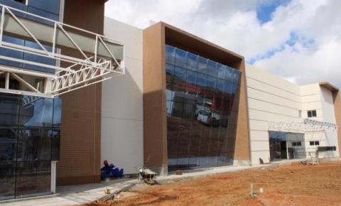 Covid-19: Hospital Regional do Norte será entregue no dia 30 deste mês