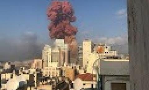 Explosão em Beirute: Líbano sabia sobre perigo de nitrato de amônio desde 2014