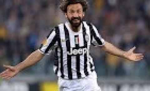 Andrea Pirlo é o novo técnico da Juventus