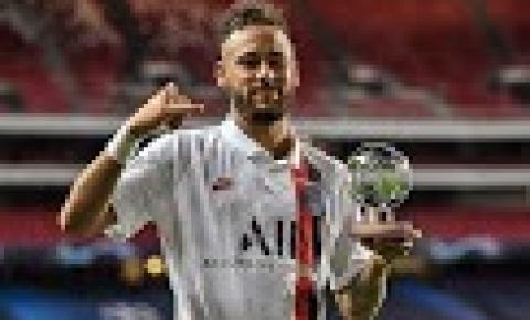 Neymar e PSG criam clima de arquibancada para Champions em Portugal