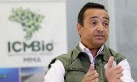 Homero Cerqueira é exonerado do cargo de presidente do ICMBio