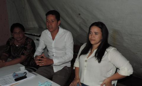 Santa Luzia:Juliana(Republicanos) e Dino(PSC) serão oficializados hoje em convenção
