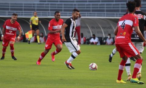 No Rei Pelé, CRB vence ASA por 2 a 1 neste sábado (27)