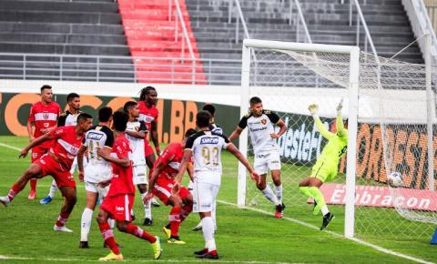 No Rei Pelé, CRB bate o Sport por 2 a 0 e conquista a primeira vitória na Copa do Nordeste