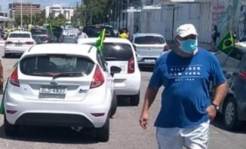 Entidades ingressam com representação no MPF contra vereador do PSD