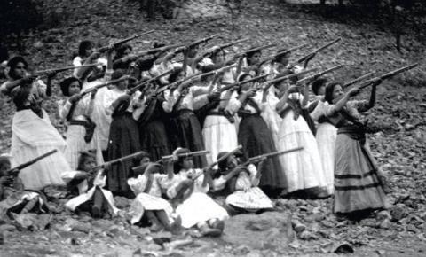 SOLDADERAS: O GRUPO FEMININO QUE LUTOU NA REVOLUÇÃO MEXICANA