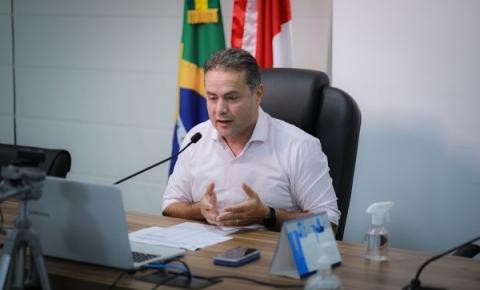 Em reunião, Renan Filho defende clareza e agilidade nas ações nacionais de combate à Covid-19