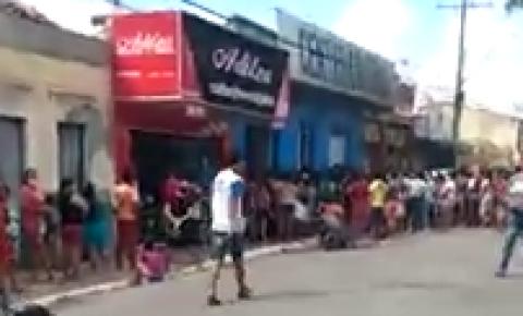Negligência: Prefeitura de Ibateguara humilha e expõe as pessoas à morte na busca por uma doação