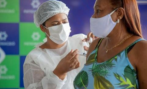 Corujão: Vacinação segue até às 21h em quatro pontos nesta terça (1º)
