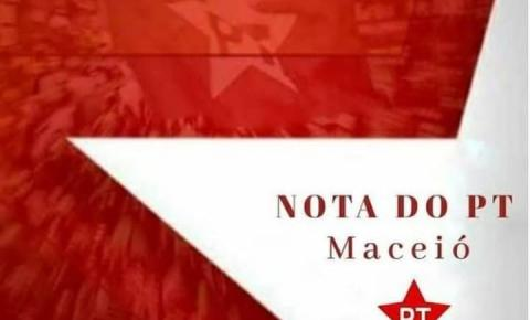 PT presta solidariedade à vereadora e exige proibição de armas na Câmara Municipal