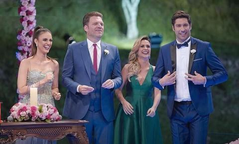 Justiça manda SBT pagar festa de casamento e indenizar noivos