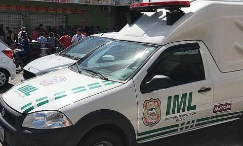 Homem mata outro a facadas e é preso após fugir em mototáxi, em Arapiraca