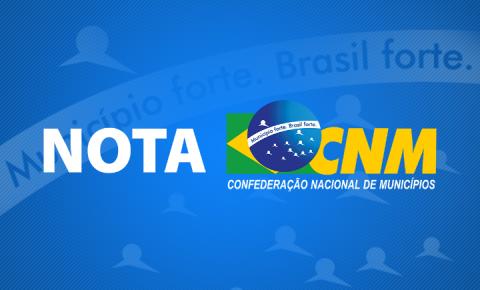 CNM emite nota e prefeitos reagem a perdas com mudanças no IR Municípios