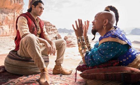 'Aladdin' estreia nos cinemas de Alagoas; veja horários das sessões