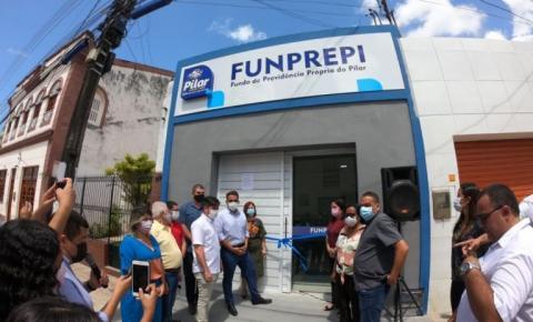 Prefeito  Renato Filho entrega novo Fundo de Previdência