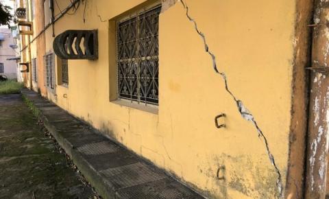 MPT cobra informações sobre ações realizadas em bairros de Maceió com rachaduras