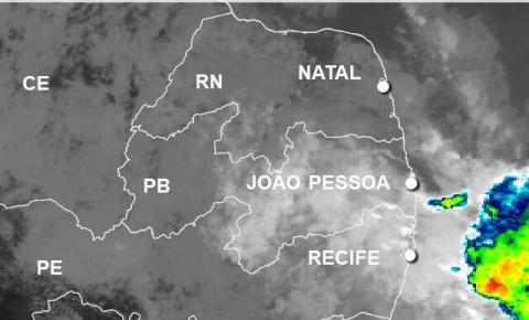 Tempestade ameaça Recife e Maceió