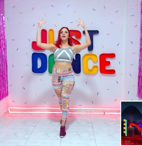 'Just Dance' é boa opção de exercícios em casa: Daya Luz e campeã brasileira dão dicas
